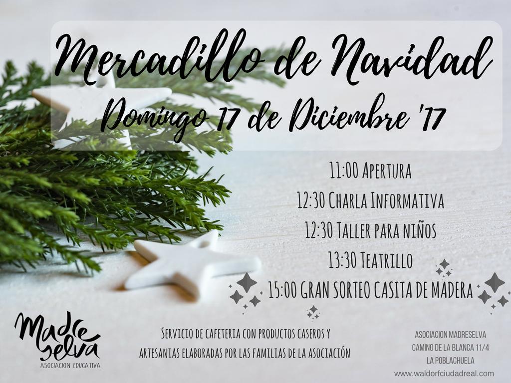 mercadillo navidad 2017